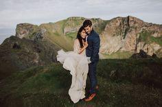 Magical Iceland Vow Reading: Jess + Matt – Part 1
