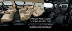 Toyota Alphard Hybrid interior