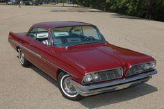 1961 Pontiac Ventura.