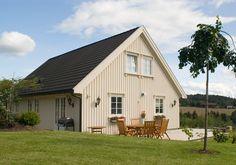 Lykkebo 1 - enebolig fra Block Watne Shed, Outdoor Structures, Barns, Sheds