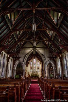 Inside St. Peter's Episcopal Church, Fernandina Beach, Florida