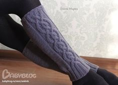 Diy Scarf, Piece Of Clothing, Types Of Shoes, Leg Warmers, Calves, Knit Crochet, Socks, Handicraft Ideas, Knitting