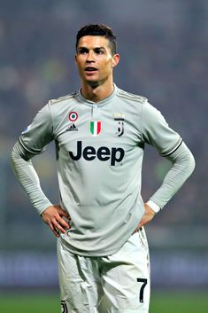 Cristiano Ronaldo of Juventus looks on during the Serie A match between US Sassuolo and Juventus at Mapei Stadium - Citta' del Tricolore on February 2019 in Reggio nell'Emilia, Italy. Get premium, high resolution news photos at Getty Images Cristiano Ronaldo Cr7, Cr7 Messi, Cristino Ronaldo, Cristiano Ronaldo Wallpapers, Ronaldo Football, Juventus Players, Juventus Fc, Cr7 Wallpapers, Goals Football