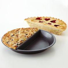 Split Decision Pie Pan - $11