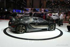 Bugatti vayron limited edition mansory carbon fibre version