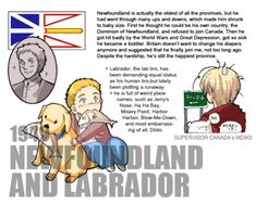 Canadian Provinces and Territories by Ctcsherry Body Name, Labrador Names, Canada Funny, Hetalia Fanart, Manga List, Newfoundland And Labrador, Online Anime, Old Soul, The Kingdom Of God