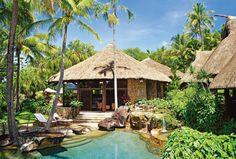 Exotic Pool by Pamela Mathieson Croci and Roger Parkin in Hamilton Island, Australia