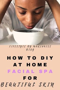 Skin Care Spa, Natural Skin Care, Natural Beauty, How To Do Facial, Beauty Tips For Face, Beauty Hacks, Home Spa Treatments, Best Skin Care Routine, Spa Day At Home