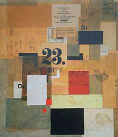 Kurt Schwitters, Unknown on ArtStack #kurt-schwitters #art