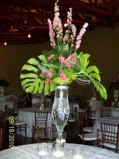 79 best Monstera Leaves images on Pinterest   Floral arrangements ...