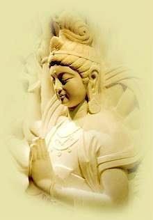 Avalokitesvara Guan Yin, the Goddess of Mercy