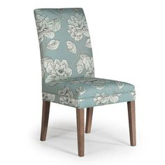 ODELL Dining Chair #BestHomeFurnishings