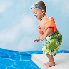 Take a look at the Summer Steals: Kids' Swimwear event on zulily today!