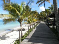 Paseo de la playa (Ilusionado, Jan 2013)  La mejor playa de Mauricio - Trou aux Biches Resort & Spa, Mauritius