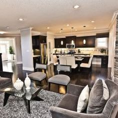 This feels so rich, love it! by Marcson Homes Ltd.