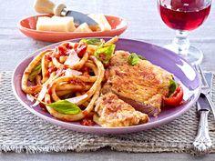 Rumpsteak - raffinierte Rezepte mit feinem Fleisch - rumpsteak-parmesanhuelle