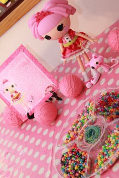 """Photo 3 of 39: LalaLoopsy / Birthday """"Our LALA little lady is 3!"""" 