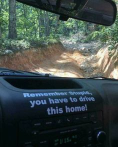Although I tend to pick the more challenging lines, I do always have this thought running through my mind! Jeep Wrangler Yj, Jeep Xj, Jeep Truck, Jeep Rubicon, Lifted Ford Trucks, Jeep Humor, Car Humor, Jeep Funny, Truck Memes