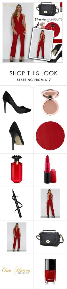 """One Honey Boutique (#6)"" by shambala-379 ❤ liked on Polyvore featuring Iris, Givenchy, Victoria's Secret, MAC Cosmetics and Chanel"