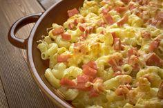 750 grammes vous propose cette recette de cuisine : Gratin de pâtes aux lardons & à la mozzarella. Recette notée 3.9/5 par 225 votants