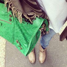 Balenciaga bag! #Balenciaga