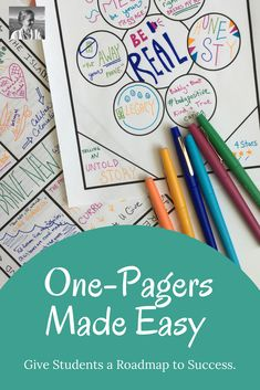 One Pagers: Have you been hearing about the mysterious one-pager and want to incorporate this great strategy into your ELA classroom? Check out these amazing templates that will help even your most art-hating students find a path to success. Click to discover one-pager templates for novels, podcasts, films, and vocabulary. Get students EXCITED about critical thinking!