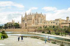 Palma de Mallorca Top 10 Tours & Activities (with Photos) - Things to Do in Palma de Mallorca, Spain Aragon, Gaudi, Stuff To Do, Things To Do, Top Tours, Le Palais, Chapelle, Spain Travel, Ibiza