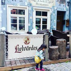 "22 Likes, 1 Comments - tutu bloom (@tutubloom) on Instagram: ""Early morning in #oldriga. Roaming in #tutubloom angel wings bubble shorts. #riga #latvia…"""