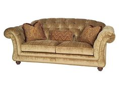 Shop for Taylor King Furniture Crafted in North Carolina Chalice Sofa, 3009-03, and other Living Room Sofas at Goods Home Furnishings in North Carolina Discount Furniture Stores Outlets. Taylor King is a locally-owned furniture manufacturer based in Taylorsville, N.C., that offers comfortable, benchmade upholstered seating for the home.  A thirty-year-old manufacturer that excels at skillfully engineered upholstery, Taylor King stands out with its attention to design, detail and comfort.