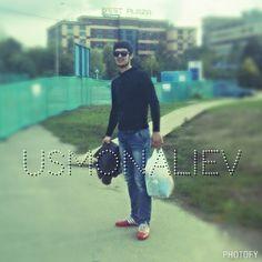 Usmonaliev Art Style...