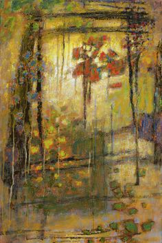 Essence and the Ancients | oil on canvas | 30 x 20"