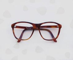 1ba8e2095f Persol Ratti Vintage Eyeglasses   80s tortoise frame   italian sunglasses    women eyewear   brown