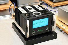 McIntosh MC 1.25 KW Monaural amplifier High End Hifi, High End Audio, Hifi Audio, Audio Speakers, Radios, Valve Amplifier, Audio Amplifier, Audio Engineer, Surround Sound Systems