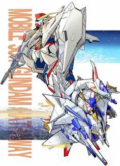 Gundam Art, Mecha Anime, Mobile Suit, Sci Fi, Robots, Science Fiction, Robot