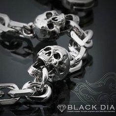 Mens Jewellery Wallet Chain - Biker,Trucker,Hip Hop,Rapper Skull Chain C2208 UK #mensaccessorieswallet