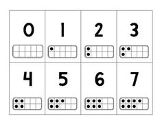 10 Frame Cards - full deck ~ freebie ~ Replace your regular deck of playing cards with these  0-10 number cards with accompanying 10-Frames.  Play games like Flip-For-10, or Go-Fish-To-Ten to build fluency with addends to 10.