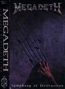 Megadeth - Symphony Of Destruction: buy Cass, Single at Discogs