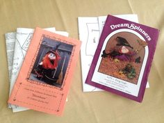 2 #Halloween #WitchDoll #Patterns Dream Spinners and Sew Special New Uncut http://ebay.to/2gzcr4n  via @eBay