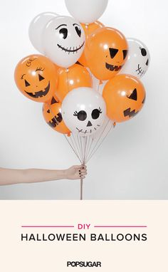 DIY Halloween Balloons | POPSUGAR Smart Living#photo-38641874#photo-38641874#photo-38641874