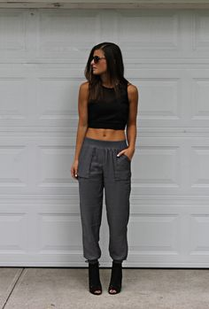 72 Best Sweatpants Dress Up Images Fashion Style Outfits