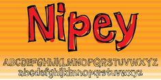 Nipey font... cool! :)