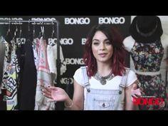 Vanessa Hudgens, ¡el Detrás de cámaras de la nueva campaña Bongo Primavera 2015! - YouTube