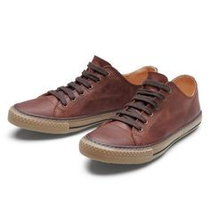 Manufactum Leather Leisure Shoe / Want these. Casual Sneakers, Leather Sneakers, Leather Boots, Casual Shoes, Brown Sneakers, Leather Trainers, Men's Sneakers, Men's Fashion, Fashion Shoes