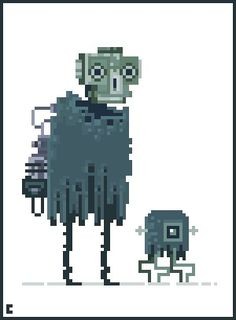 pixel art chicken - Pesquisa Google