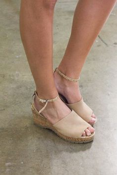 Kaylin Sandal. I like these to wear with shorts, skirts, jeans....