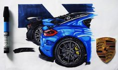 Porche Cayman gt4 (2016) & Porsche 918 (2013) #draw #illustration#sketchzone #drawtodrive #sketchbook #sketchoftheday #drawings #sketch #cardesign #iautoaesthetics #markers #marker #drawingoftheday #sketchoftheday #chartpak #cardrawing #carsketch#pencildraw #pencilsketch #instaartist #automotiveart #automotivedesign #drawing #instaart #sendyourbestart #car #supercar #porsche #cayman #918