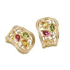 Boucles d'oreilles Neo Beldi | Mounier & Bouvard Fine Jewelry, Jewellery, Orient, Designer Earrings, Studs, Brooch, Stud Earrings, Accessories, Fashion