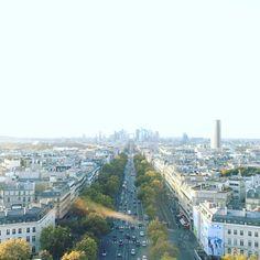 Streets of Paris, Paris France