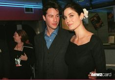 keanu reeves and carrie anne moss