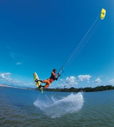 Try Kiteboarding